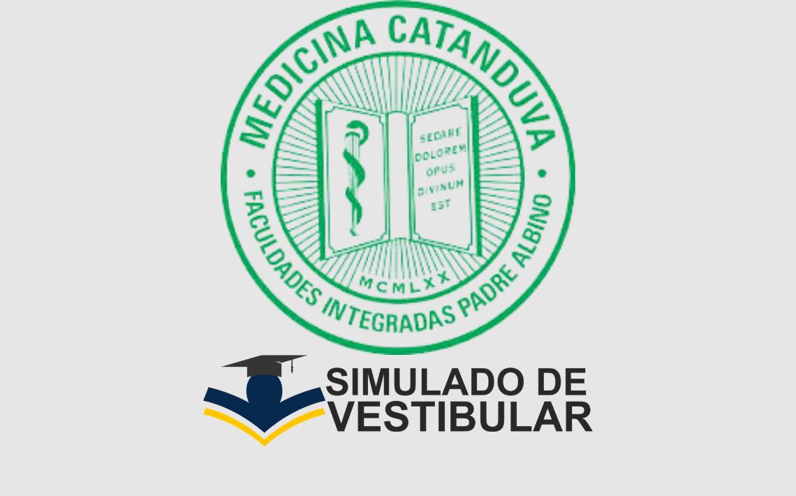 Simulado de Vestibular Fameca SP