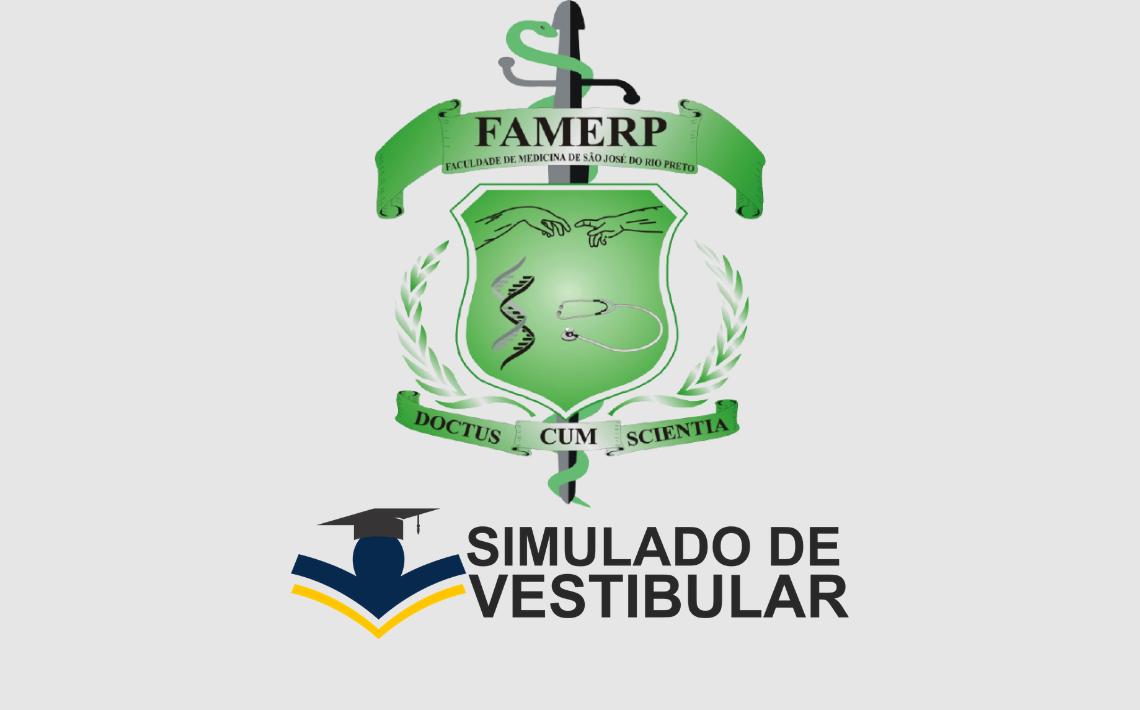 Simulado de Vestibular Famep