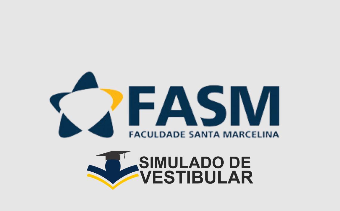 Simulado de Vestibular Fasm