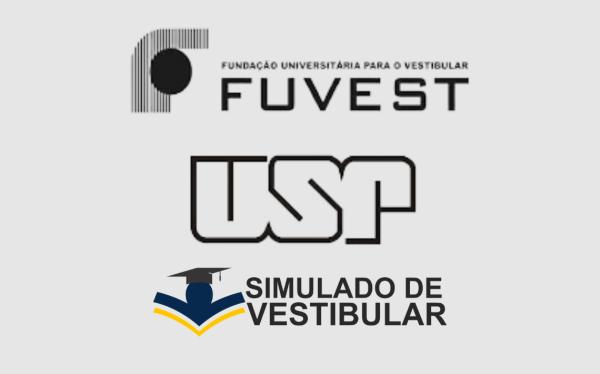 Simulado de Vestibular FUVEST USP