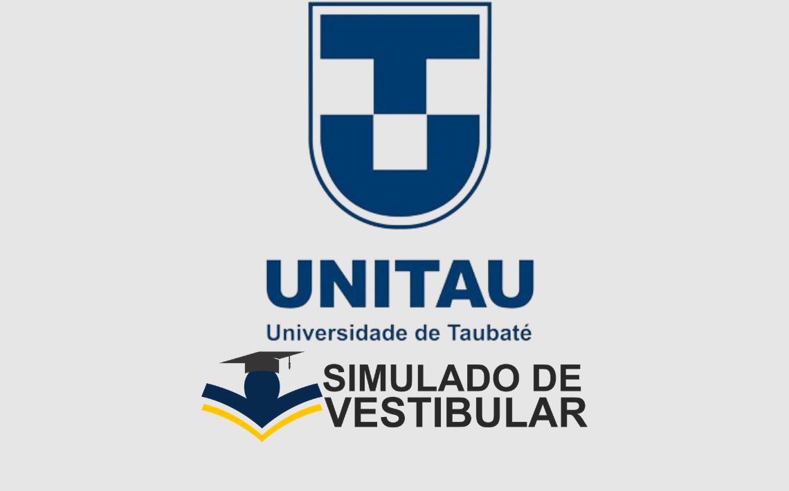 Simulado de Vestibular UNITAU