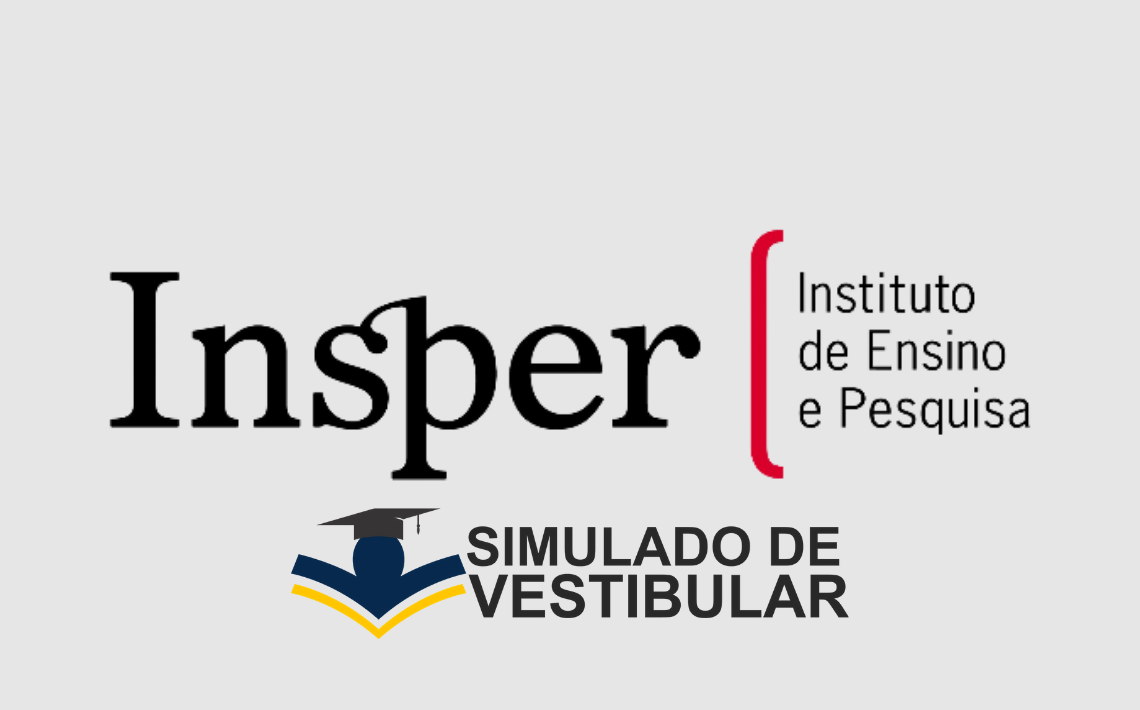 Simulado de Vestibular INSPER