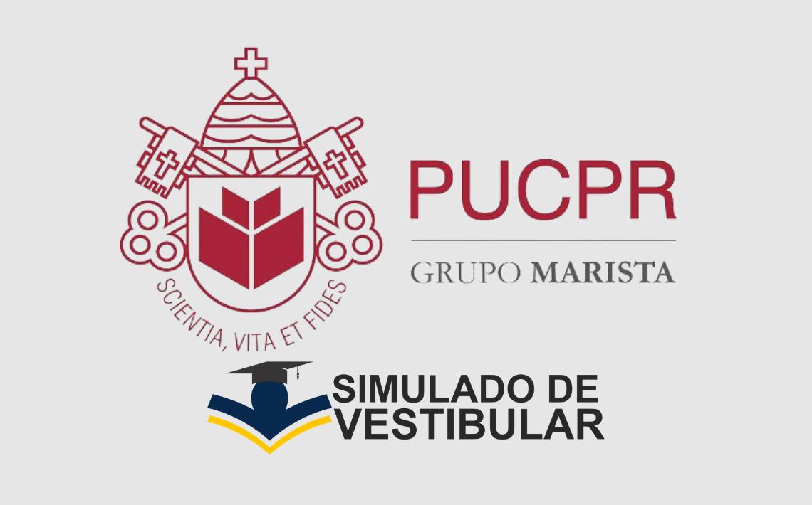 Simulado de Vestibular PUC PR