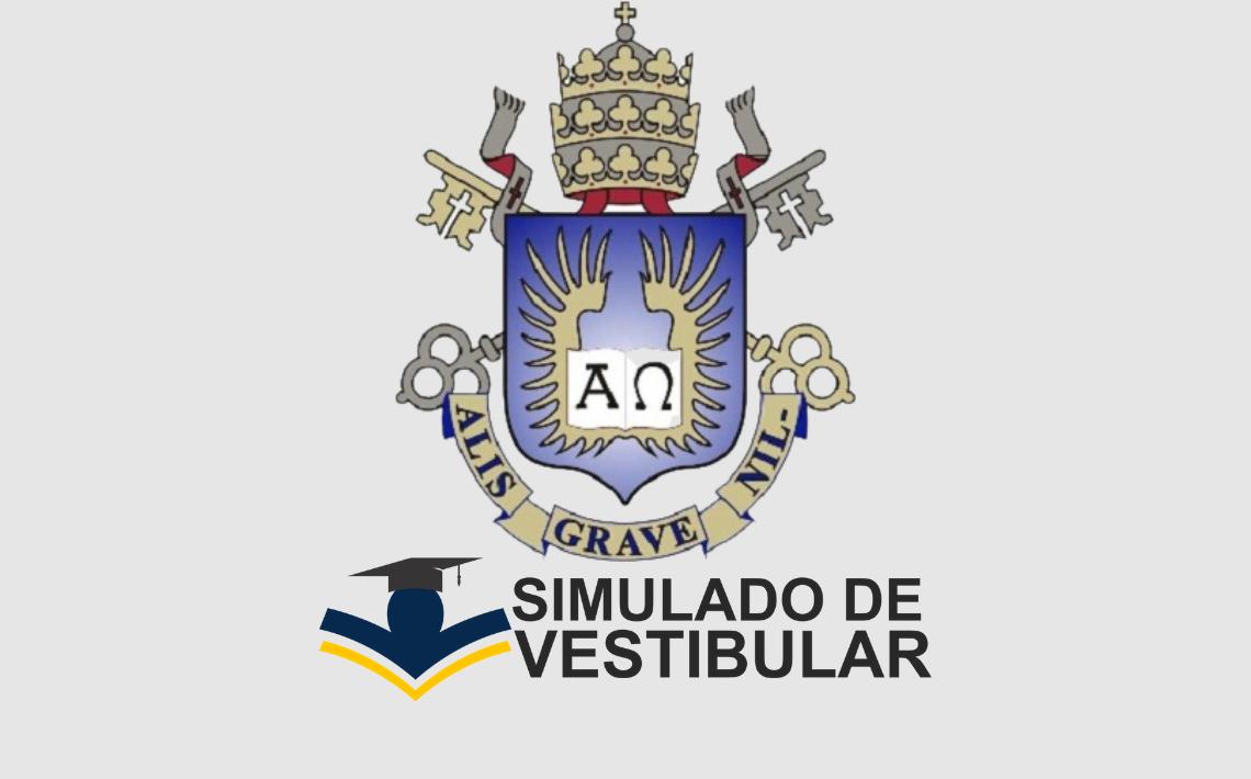 Simulado de Vestibular PUC RIO