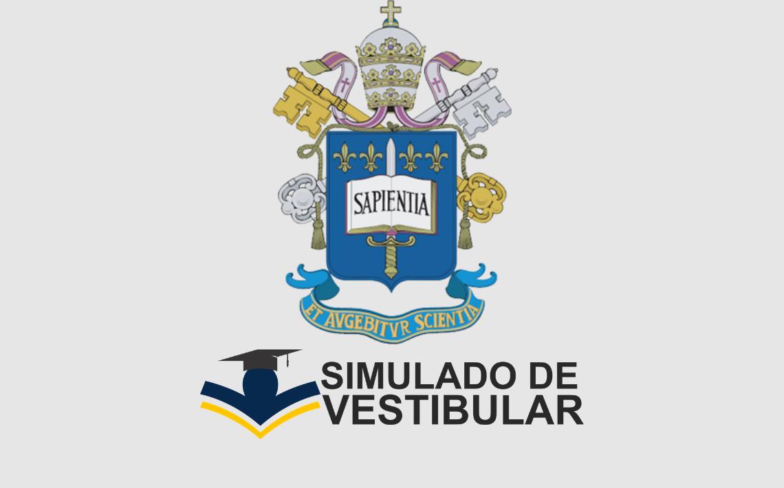 Simulado de Vestibular PUC SP