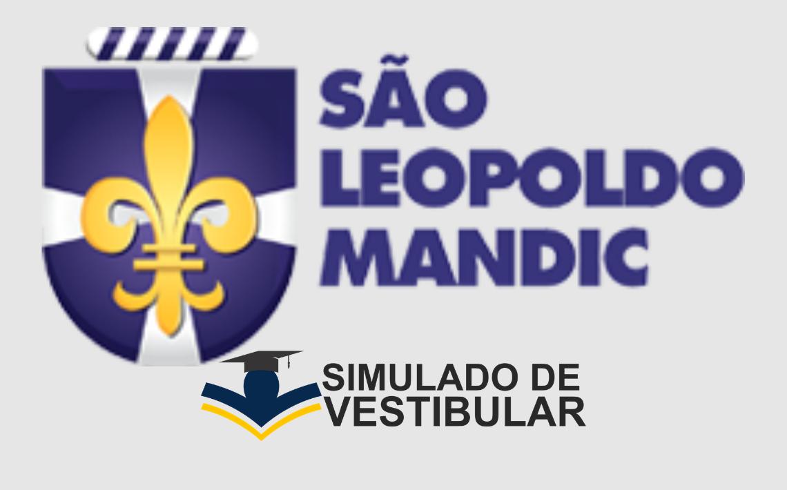 Simulado de Vestibular São Leopoldo Mandic Campinas