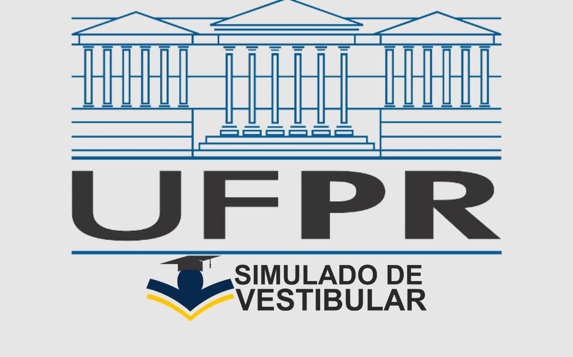 Simulado de Vestibular UFPR