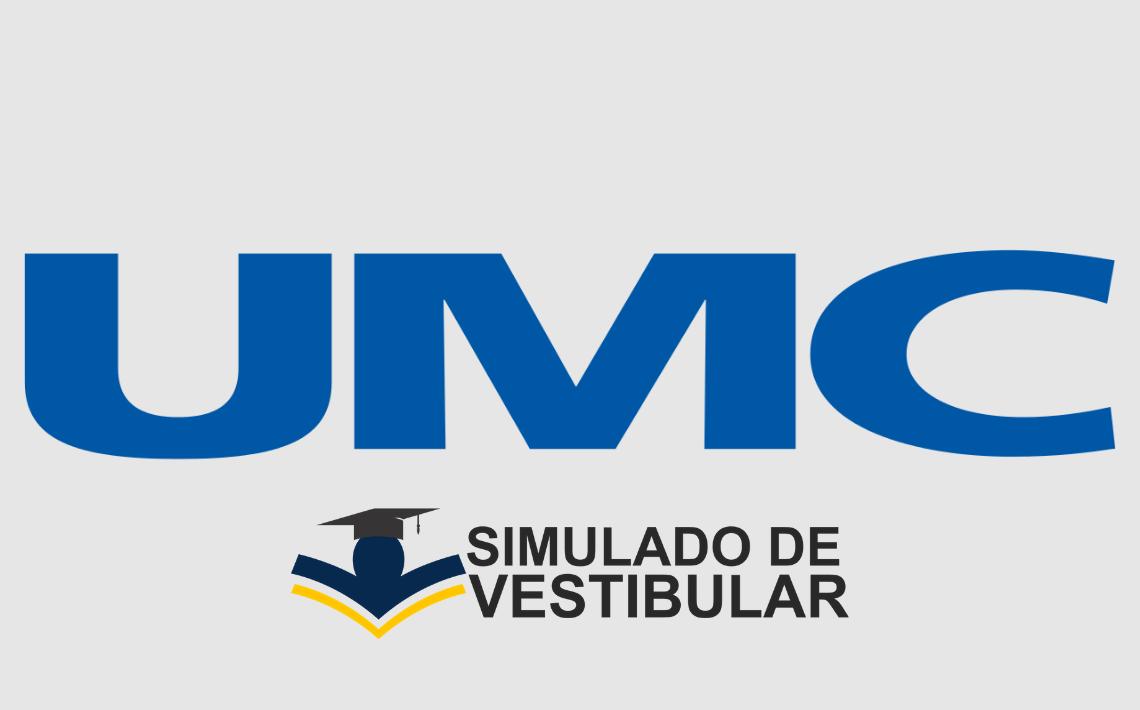 Simulado de Vestibular UMC