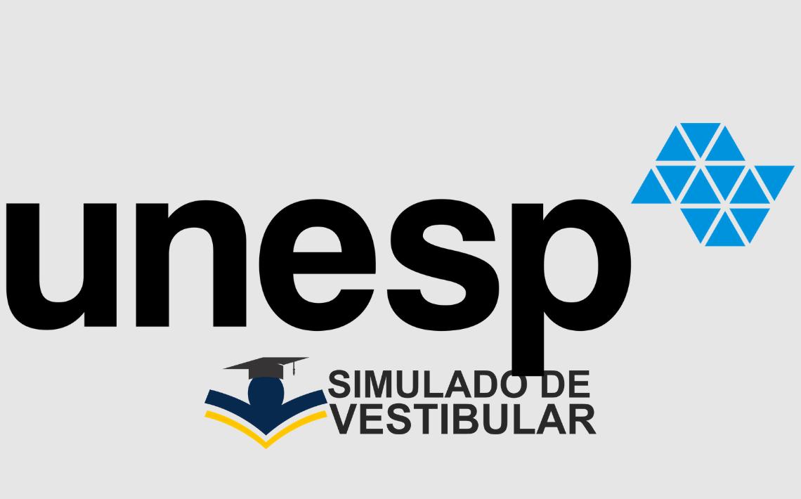 Simulado de Vestibular UNESP