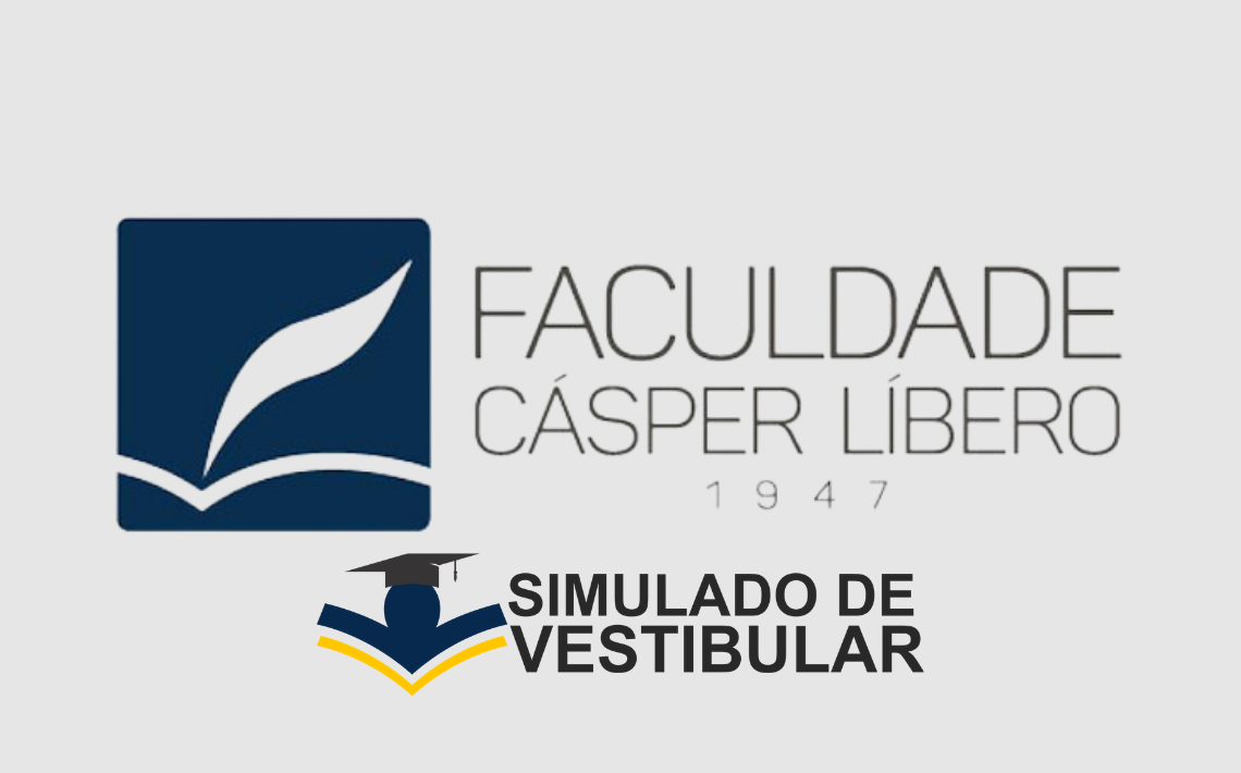 Simulado de Vestibular FACULDADE CASPER LIBERO