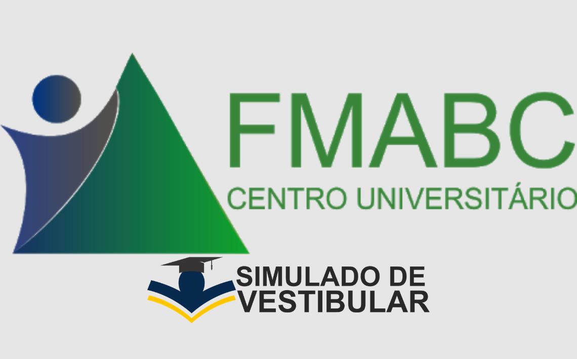 Simulado de Vestibular FMABC