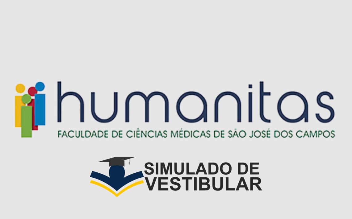 Simulado de Vestibular HUMANITAS