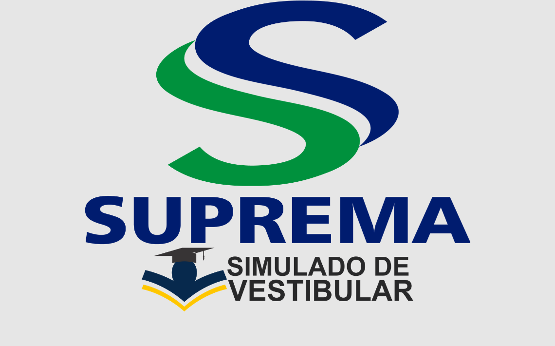 Simulado de Vestibular SUPREMA