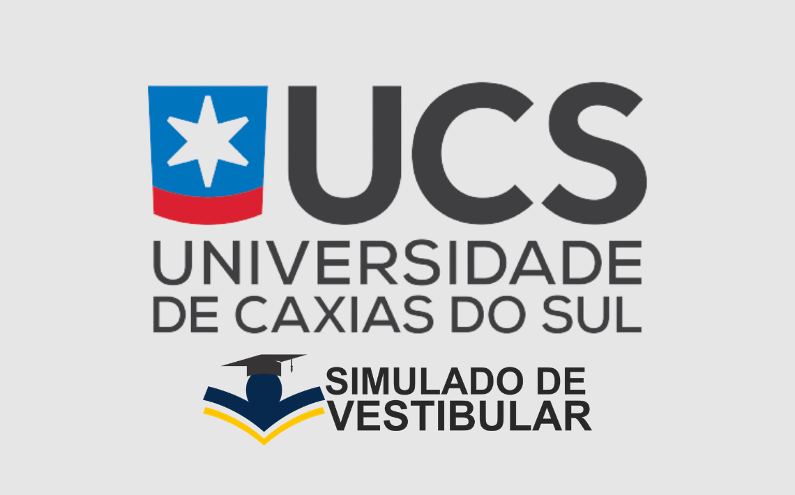 Simulado de Vestibular UCS