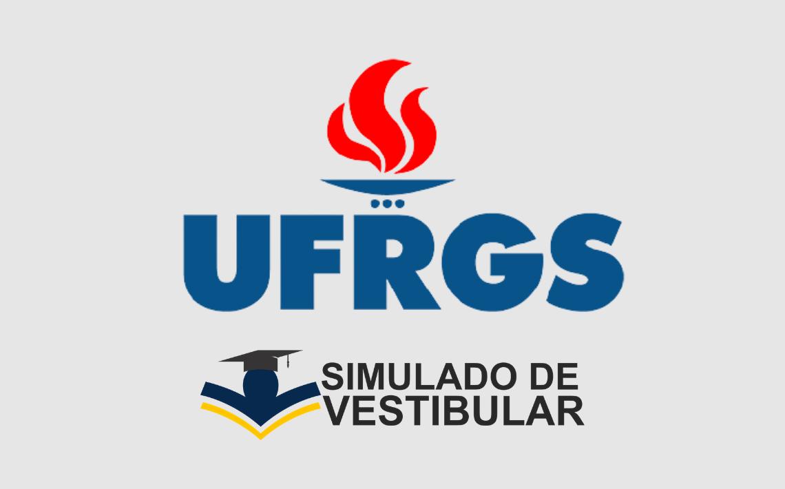 Simulado de Vestibular UFRGS