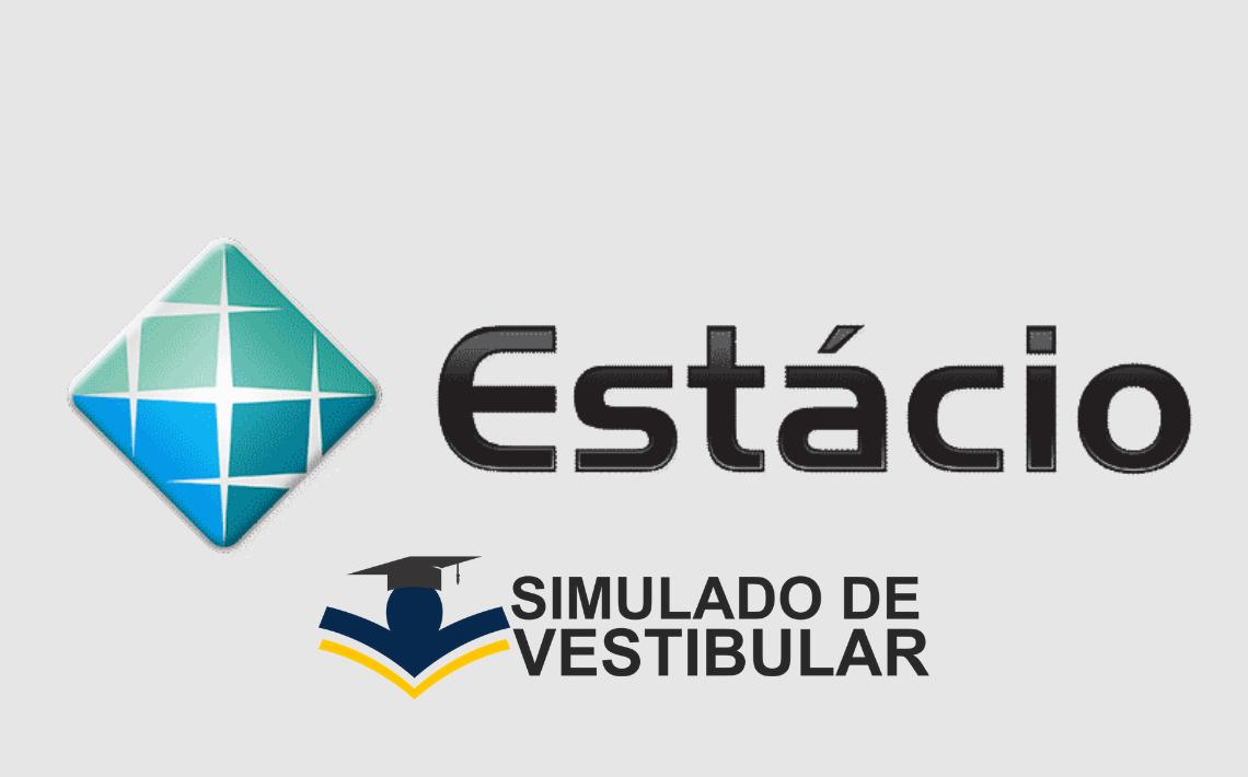 Simulado de Vestibular ESTÁCIO