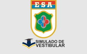 Simulado de Vestibular ESA