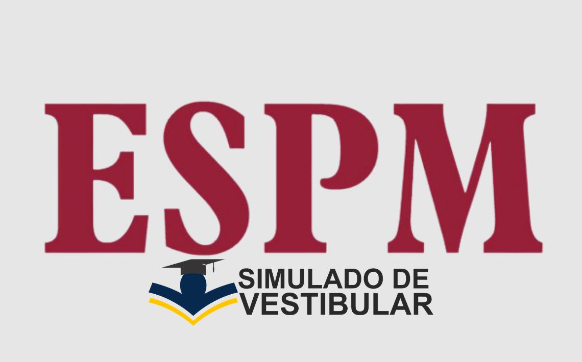 Simulado de Vestibular ESPM