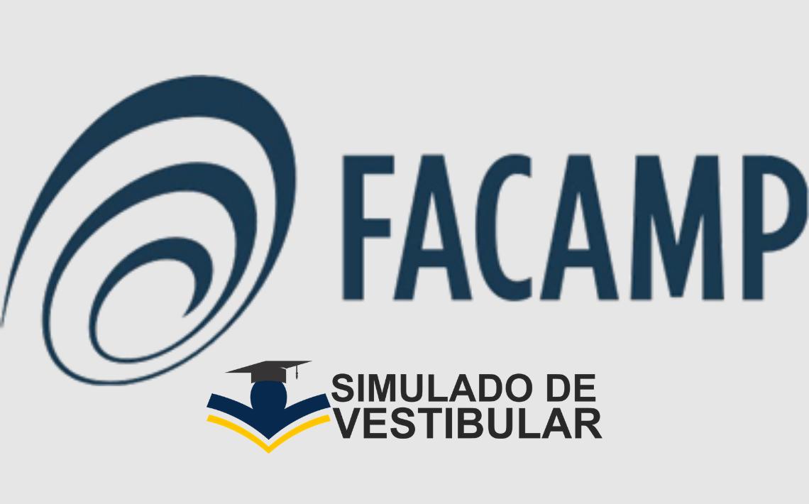 Simulado de Vestibular FACAMP