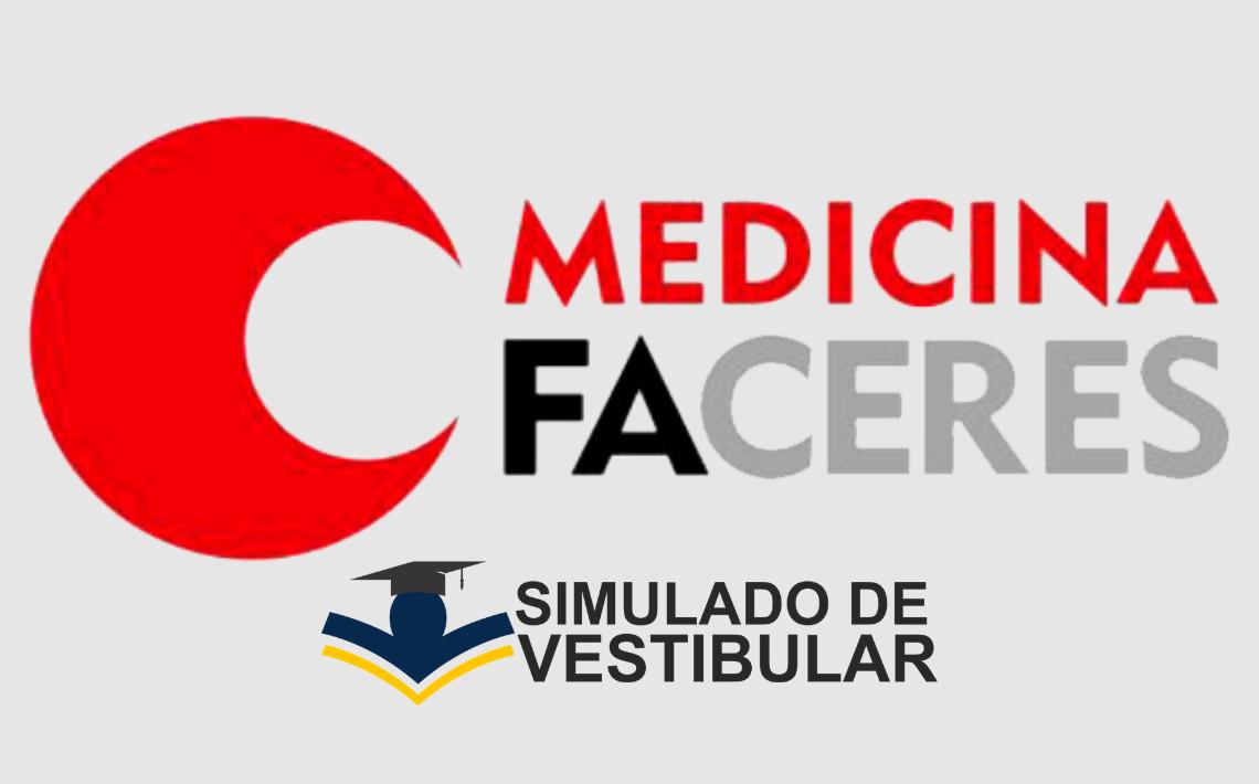 Simulado de Vestibular FACERES