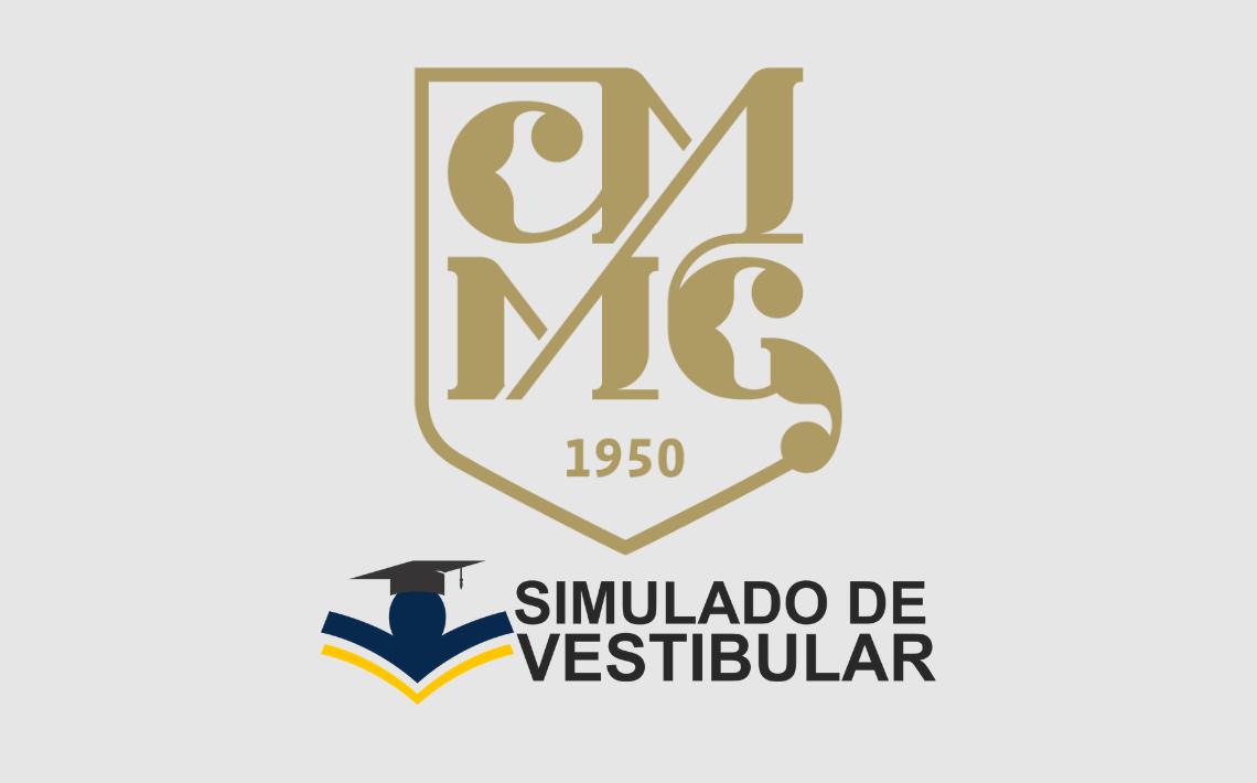 Simulado de Vestibular FCM MG