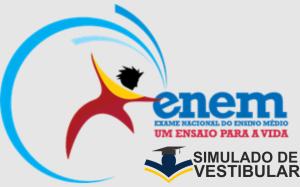 Simulado de Vestibular Enem