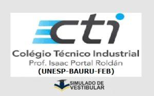 COLÉGIO TÉCNICO UNESP BAURU - CTI