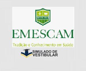 EMESCAM - VITÓRIA - ES (MEDICINA)