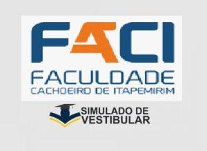 FACI - CACHOEIRO DE ITAPEMIRIM -ES ( MEDICINA)