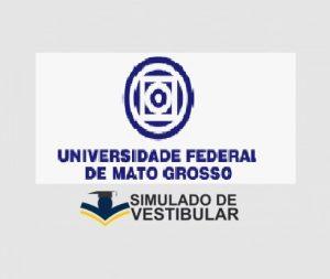 UFMT - UNIVERSIDADE FEDERAL DO MATO GROSSO -MT
