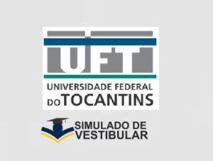 UFT - UNIVERSIDADE FEDERAL DO TOCANTINS - PALMAS E ARAGUAÍNA (TO)