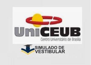 UNICEUB - BRASÍLIA - DF ( MEDICINA)