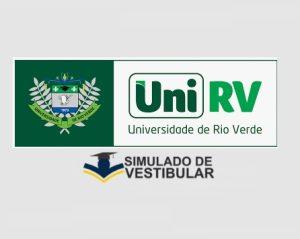 UNIRV - APARECIDA DE GOIANIA - GO ( MEDICINA)